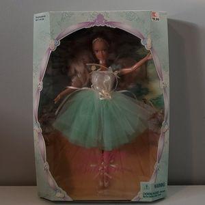 Barbie beautiful ballerina doll
